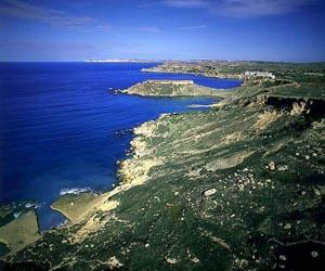 malta property coastline