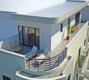 property malta and gozo penthouse