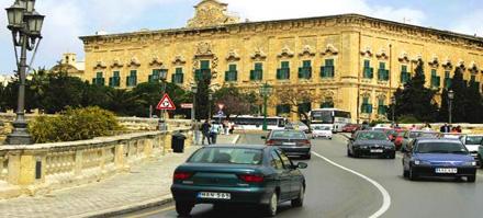Car Registration Malta Gozo