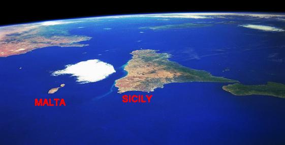 Malta-Sicily