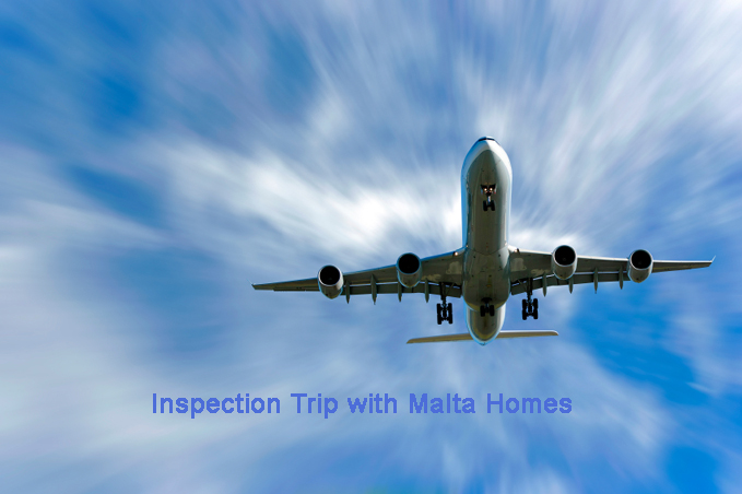 property malta and gozo inspection trip