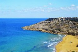 property malta and gozo beach