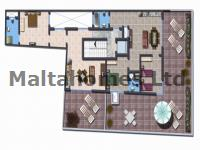 Penthouse in Bugibba search picture