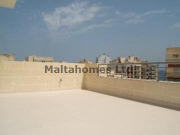 Penthouse in Sliema image 1